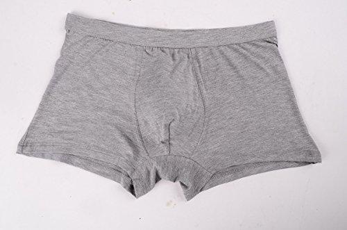 Couleur Ahatech Pcs Briefs Trunk Sous Solide Boxer vêtements Pour 4 Hommes Stretch qArq48w
