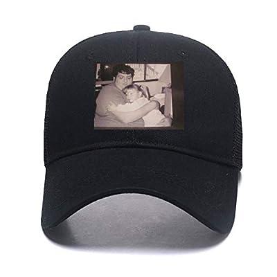 Custom Snapback Hats Unisex Ponytail Baseball Cap High Bun Ponycap Adjustable Mesh Trucker Hats Funny Gifts