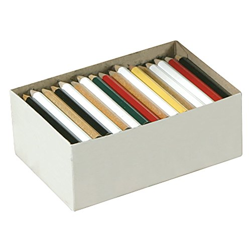 Atlas Library Pencils Assorted Colors 144/box