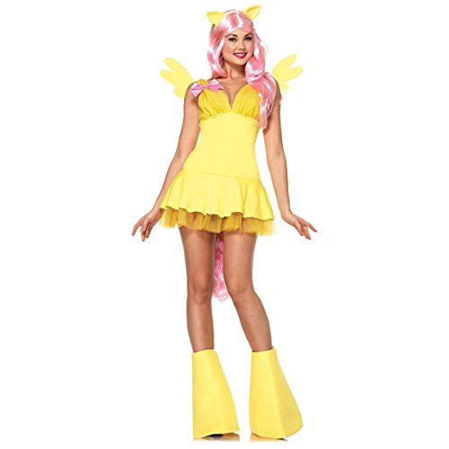 My Little Pony Costume Adults (Fluttershy Costume - Adult)
