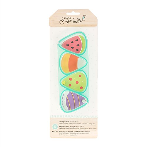 American Craft Sweet Sugarbelle Triangle Multi-Cookie Cutter