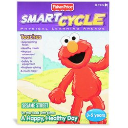 (Fisher-Price Smart Cycle [Old Version] Elmo Software Cartridge)