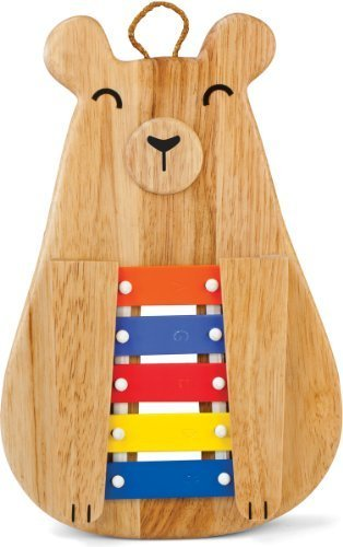 Green Tones   Poppa Bear Glockenspiel with Mallet by Hohner Inc. [Toy]