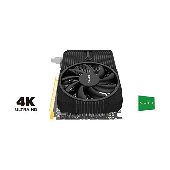 ZOTAC GeForce GTX 1050 Ti Mini, 4GB GDDR5 DisplayPort 128-bit Gaming Graphic Card (ZT-P10510A-10L) 41CpPv4kqoL. SS555