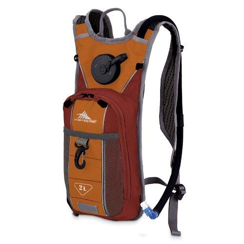 High Sierra Soaker 70 Hydration Pack (Redrock, 17.25x 9x 2-Inch)