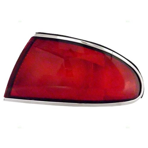 All-New Depo TAIL LIGHT ASSEMBLY (RIGHT SIDE) -- Part ID (1999 Buick Lesabre Right Tail)