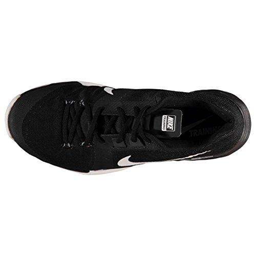 Nike Prime Eisen DF TRAINING Schuhe Herren Schwarz/Weiß Fitness Sportschuhe Sneakers