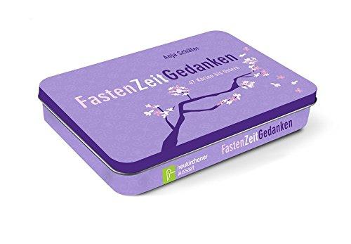 FastenZeitGedanken: 47 Karten bis Ostern