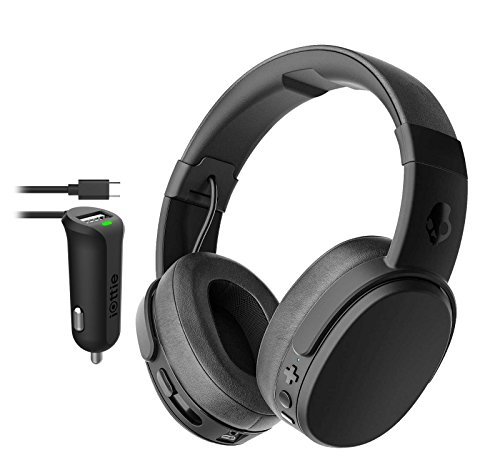 Click to buy Skullcandy Crusher Black Wireless Bluetooth Headphones With iOttie Micro USB Car Charger - From only $199.99