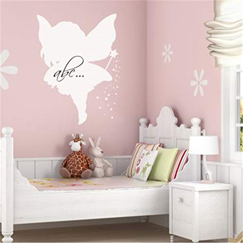 Wall Decal Sticker Art Mural Home Decor Carton Fairy Stickers Chalkboard for Children's Room