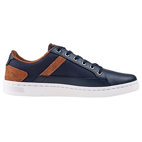 Supra Westlake Outerspace Menns Trenere Outerspace / Brun / Hvit