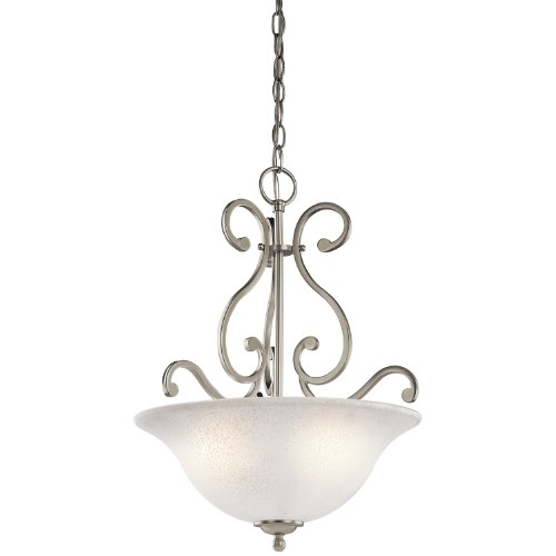 Kichler Lighting 43227NI Camerena 3 Light