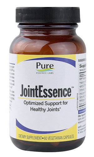 Pure Essence Labs JointEssenceT -- 60 Vegetarian Capsules - 3PC