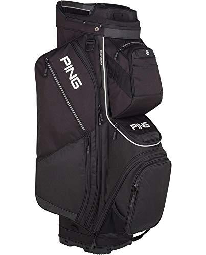 - PING 2019 Pioneer Cart Bag (Black)
