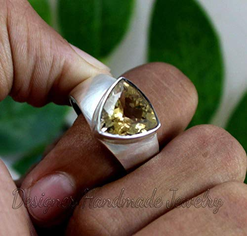 Labradorite  Silver Ring,925 Solid Sterling Silver Handmade Designer Ring Pear Shape Gemstone Unisex Handmade Designer Valentine Silver Ring