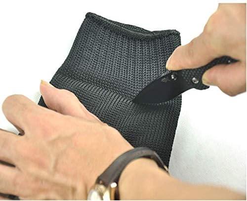 Top-bigKリガー手袋 作業用手袋 DIY 手袋 料理用 防災用品 安全防護 耐切創軍手 防刃手袋 男女兼用 難燃性 作業場などで使える