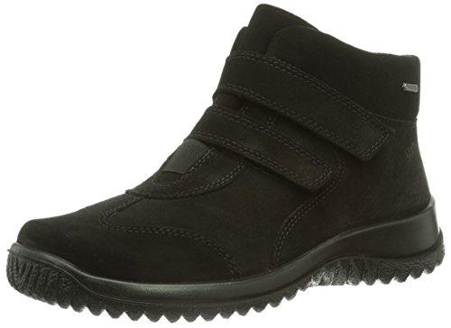 Legero 30057400 SOFTBOOT Damen Hohe Sneakers, Schwarz (SCHWARZ 00), 41 EU