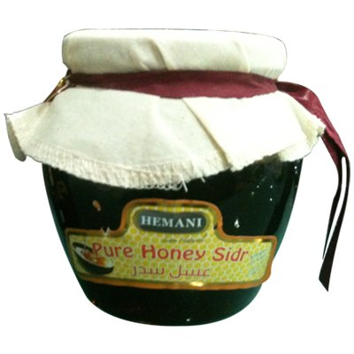 Sidr Honey - Hemani Pure Sidr Honey - Traditional Pack 610 gm
