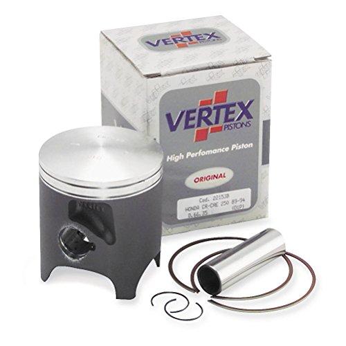Vertex Piston Replica Piston Kit 66.35mm for Yamaha YZ250 YZ 250 ()