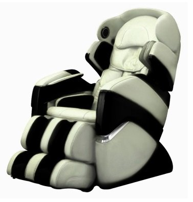 Osaki OS-3D Pro Cyber C Zero Gravity Massage Chair, Cream, Hide away ARMS & FEET system, 6 Unique massage styles, Cloud Airbag massage chair, Evolved 3D Massage Technology, Computer Body Scan, 2 Stage Zero Gravity, Total 36 Air Bags, Arm air massagers, Auto recline and leg extension, LED Chromotheraphy Lighting, Accupoint Technology, Dual Foot Roller Massagers, Shoulder, Lumbar & Hip Squeeze & Twist, Lower Back Heat therapy, MP3 Connection, Full Size Easy–to-Use Remote, 9 different pre-set massage programs, Air intensity adjustment, 5 levels of intensity for the 3D massage, Massage speed control, Auto Leg Scan, Arm & Hand Massage, Calf & Foot Massage, Auto Timer