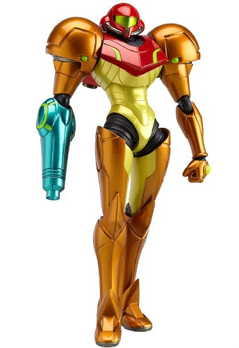 [Good Smile Metroid: Other M Samus Aran Figma Action Figure(Discontinued by manufacturer)] (Mega Morph Suits)