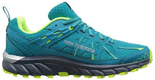 Nye Balance Kvinders Wt610v4 Trail Sko Aqua / Gul yh9Ia6nk