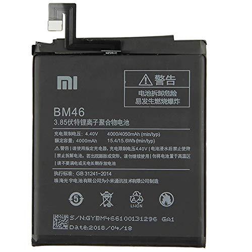 Bateria Substituição reposição Recarregável Xiaomi Redmi Mi Bm46 Bm 46 nova