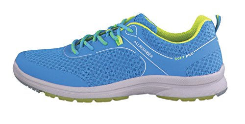 Oxford Womens Electrical - ALLROUNDER by MEPHISTO Women's Dakona Oxford, Electric Blue Air Mesh, 10 M US
