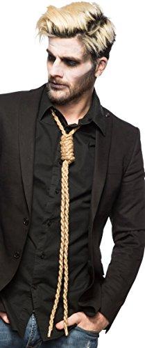 Funny Noose Neck Tie Zombie Costume