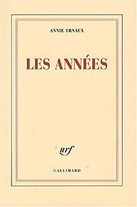 """Afficher """"Les Années"""""""