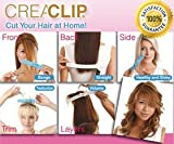 Original CreaClip Set - As seen on Shark Tank - Professional Hair...