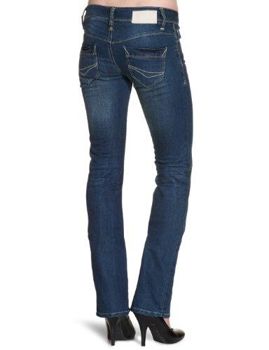 Jeans 861 trish Cut blau Blu Donna Boot Blend dnOHT10d
