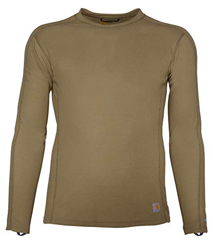 Carhartt Base Layer Men's Base Force Midweight Classic Crew