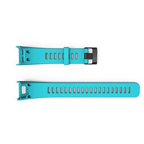 Makaor Replacement Wrist Band, New Replacement Soft Silicone Bracelet Strap Wristband for Garmin Vivosmart HR