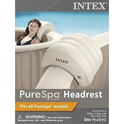 Intex PureSpa Headrest : Garden & Outdoor