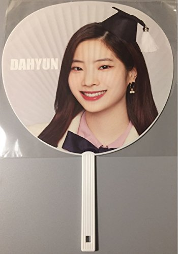 TWICE SHOWCASE LIVE TOUR 2018 Candy Pop うちわ ダヒョン DAHYUN 公式グッズ
