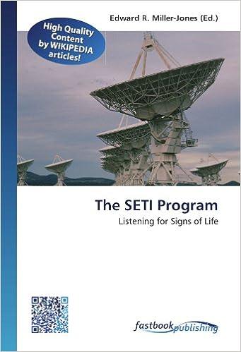 SETI Program: Amazon.es: Miller-Jones, Edward R.: Libros en ...