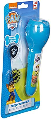 Paw Patrol Projector Torch: Amazon.es: Iluminación