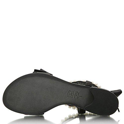 Sandals Women's amp; Kennel Schmenger Fashion Black Black qgwgxSZ