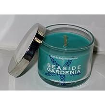 Bath & Body Works Mini Candle Seaside Gardenia