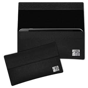 SIMON PIKE Cáscara Funda de móvil NewYork 1 negro HTC Desire 500 Fieltro de lana