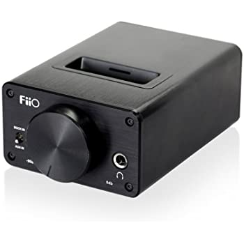 FiiO E09K High Output Desktop Headphone Amplifier and Dock for E07K or E17