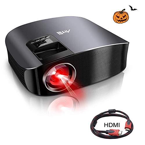 Movie Projector, ARTlii HD Projector 200