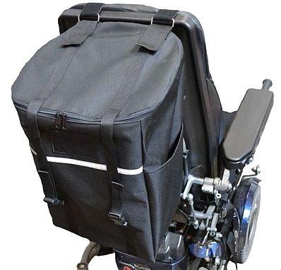 Monster Scooter Seatback Bag B1113 by Diestco
