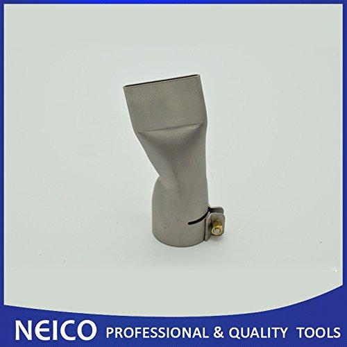 40 mm breit Slot Schweiß en Dü se fü r lesite, BAK, Herz, FORSTHOFF, Sievert Hot Air Tools NEICO