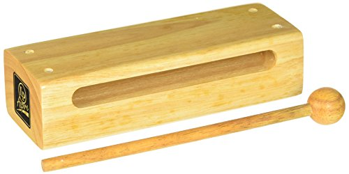 Latin Percussion LPA211 Aspire Large Wood Block With ()