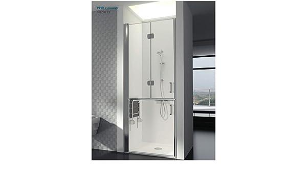 Mampara de ducha PMR: Amazon.es: Bricolaje y herramientas
