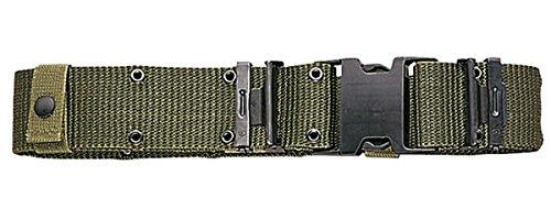 Rothco New GI Nylon Pistol Belt, Olive Drab, Medium