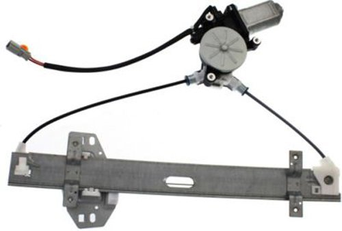 01 mdx rear window regulator - 8