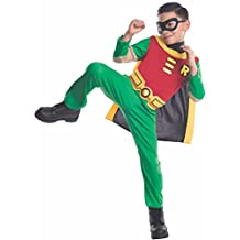 Rubies Costume Co (Canada) Teen Titans Child's Robin Costume, Large